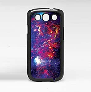 Colorful Milky Way Galaxy Hard Snap on Phone Case (Galaxy s3 III) by lolosakes