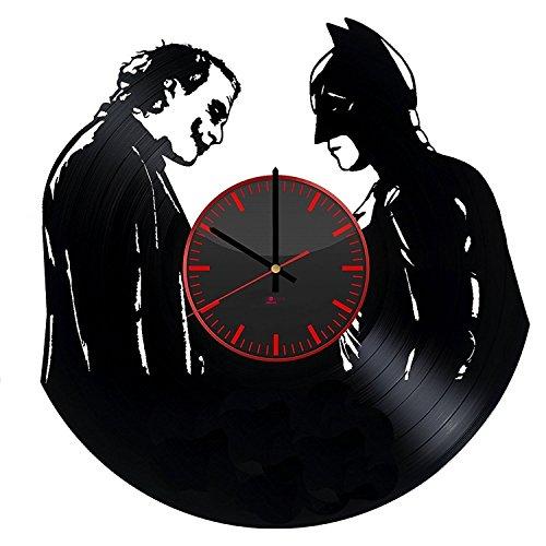 Vinyl Record Wall Clock