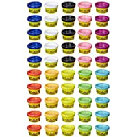 Play-Doh E2548 Mini Cans, 50-Bag