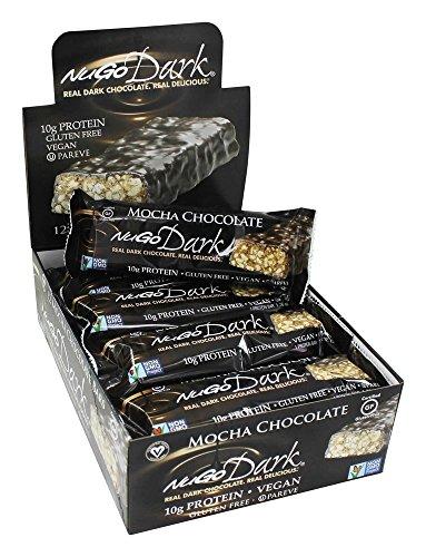 NuGo Nutrition - Dark Chocolate Bar Mocha Chocolate