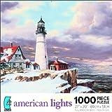 Ceaco American Lights - Portland Head Light