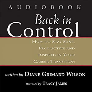 Back in Control Audiobook