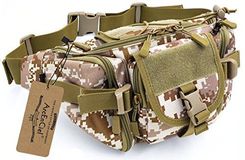 ArcEnCiel Resistant Tactical Military Climbing