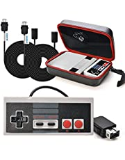 NES Classic Controller WADEO Nintendo Classic Mini Controller Game Pad 6ft Extend Link Extension Cable For Nintendo Mini NES Classic Edition Wired Joypad & Gamepads Controller With 1.8m Cable [nintendo_NES]