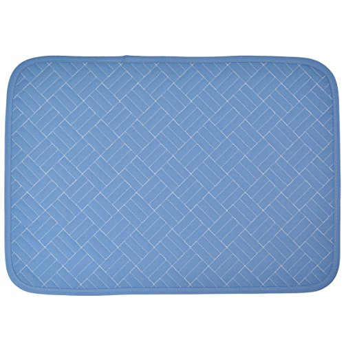 oval quilted placemats - 7