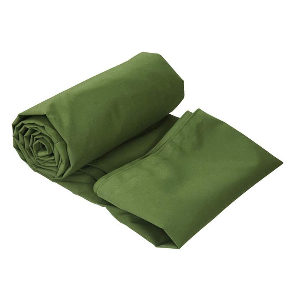 QIDI バイザー布 グリーン 厚い アウトドア 雨をカバーする 日焼け止め ターポリン (サイズ さいず : 4 * 3m) 4*3m  B07H9NYW74