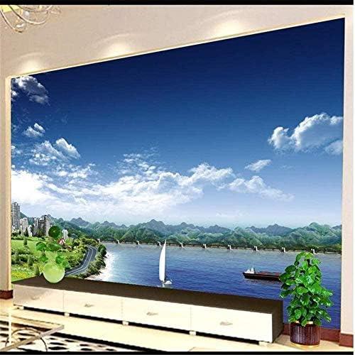 壁紙壁画ウォールステッカー立体3D壁画ヨーロッパテレビ背景壁紙壁紙リビングルームベッドルーム壁画送料無料160x120cm