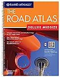 Rand McNally Road Atlas Midsize Deluxe (Rand McNally Midsize Road Atlas: Large Scale)