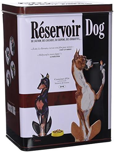 Natives Reservoir Dogs Caja de pienso para Perro: Amazon.es: Productos para mascotas