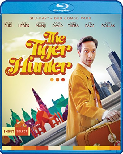 The Tiger Hunter (Bluray/DVD Combo) [Blu-ray]