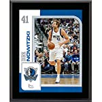 Dirk Nowitzki Dallas Mavericks 10.5
