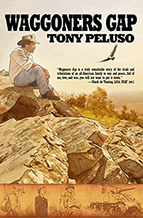 Waggoners gap kindle edition by tony peluso mystery thriller kindle price 799 fandeluxe PDF