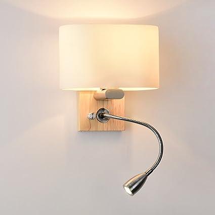 amazon com maso home ms 61833 simple modern creative bedroom rh amazon com Framed Wall Lighting Wall Bed Side Lamps