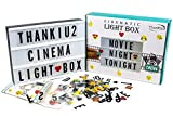 Cinema Light Box By ThanKiu2: Vintage Cinematic Light Up Message And Note Sign