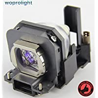 ET-LAX100 Replacement Projector Lamp with Housing for PANASONIC Projector PT-AX100 PT-AX200 PT-AX100E PT-AX200E PT-AX100U PT-AX200U