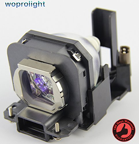ET-LAX100 Replacement Projector Lamp with Housing for PANASONIC Projector PT-AX100 PT-AX200 PT-AX100E PT-AX200E PT-AX100U PT-AX200U by woprolight