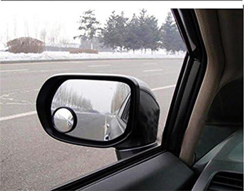 2x Car Van Blind Spot Mirror Towing Reversing Blindspot Driving Wing Stick On