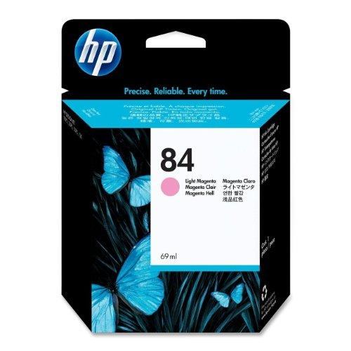 Hewlett Packard 84 69-ml Light Magenta DesignJet Ink Cartridge(C5018A)