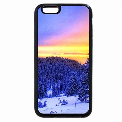 iPhone 6S / iPhone 6 Case (Black) Winter impression