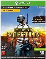 Jogo Playerunknow's Battlegrounds - Xbox One