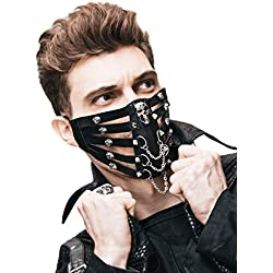 Steampunk Motorcycle Biker Ice Hockey Cycling Winter Face Mask Masquerade Masks