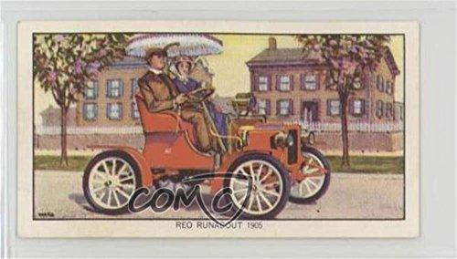 (Reo 1905 (Trading Card) 1962 Kellogg Veteran Motor Cars - Food Issue [Base] #5)