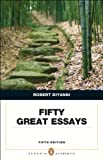Fifty Great Essays (5th Edition) (Penguin Academics)