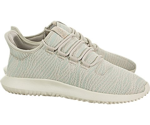 adidas Originals Women's Tubular Shadow W Fashion Sneaker Clear Brown/Ash Green/White  5.5 B(M) US