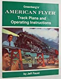 Greenbergs American Flyer: Track Plans and Operating Instructions