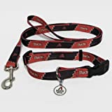 Arizona Diamondbacks Pet Set Dog Leash Collar ID Tag LARGE