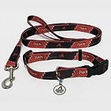 Hunter Arizona Diamondbacks Pet Set Dog Leash Collar ID Tag Large