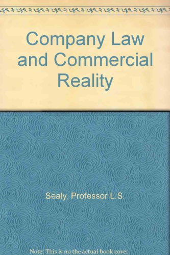 Company Law and Commercial Reality