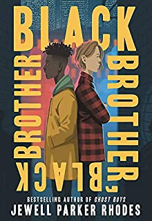 Book Cover: Black Brother, Black Brother