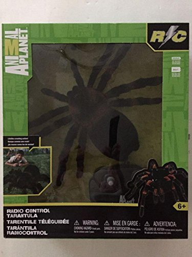 New Animal Planet Radio Control Tarantula