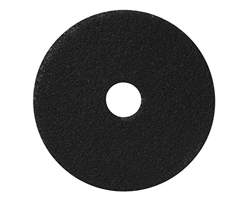 Americo Manufacturing 400519 HP500 Extra Heavy Duty Floor Stripping Pads (5 Pack), 19