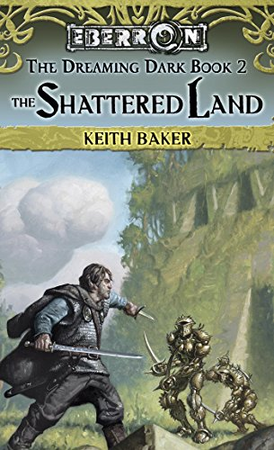 book cover of The Shattered Land