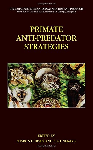 Primate Anti-Predator Strategies (Developments in Primatology: Progress and Prospects)