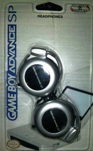 Game Boy Advance SP Headphones