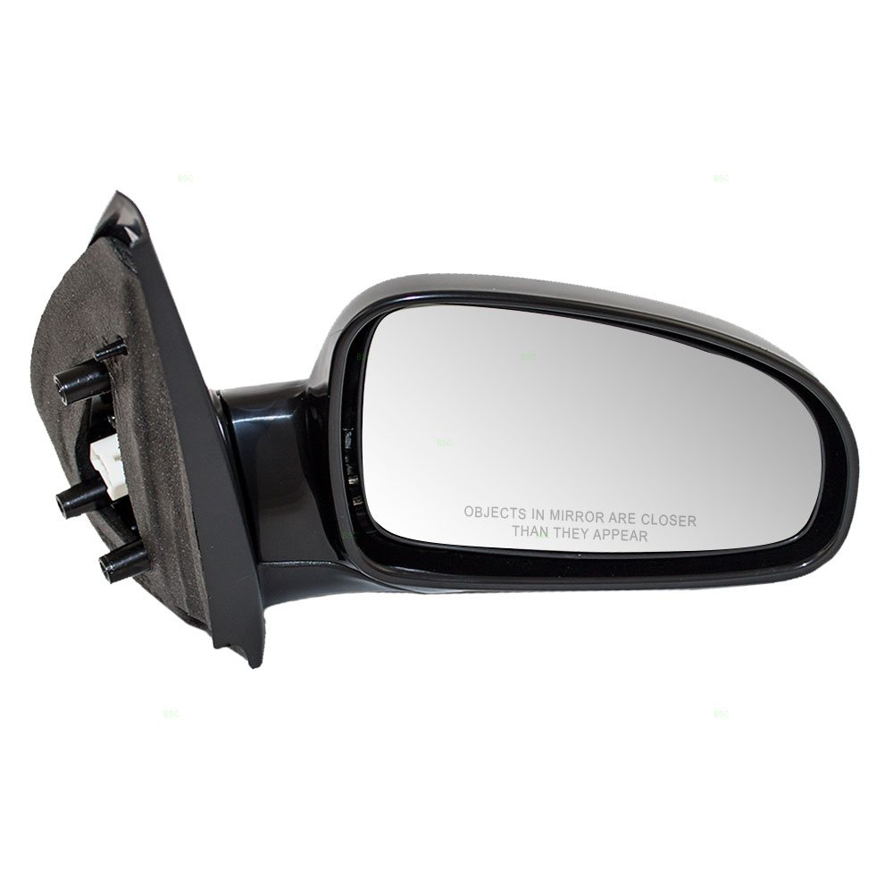 Passengers Power Side View Mirror Heated Replacement for 2009-2011 Chevrolet Aveo5 2009 Pontiac G3 96406191