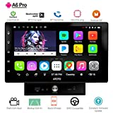 [New] ATOTO A6 10in Pro A6Y1021PR Double DIN Android Car Navigation Stereo - 2X Bluetooth w/aptX - Quick Charge/Ultra Preamplifier - in Dash Entertainment Multimedia Radio,WiFi,Support 256G SD &More