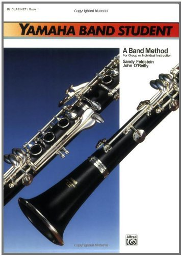 - Yamaha Band Student, Book 1: B-Flat Clarinet (Yamaha Band Method)