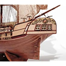 Sailing ship model kit Corsair (60 minutes sailing ship model production introductory DVD and with a Japanese translation of)