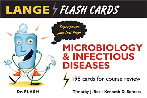 Lange Flash Cards Microbiology and Infectious Diseases