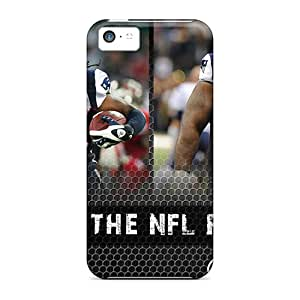 New Vyr4782byZN New England Patriots Skin Cases Covers Shatterproof Cases For Iphone 5c