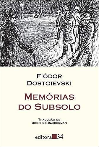 Memórias do subsolo | Amazon.com.br