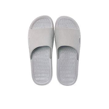 Chanclas Adulto AUGAUST Las Zapatillas para Hombres, Gruesas, fáciles de Limpiar, Antideslizantes,