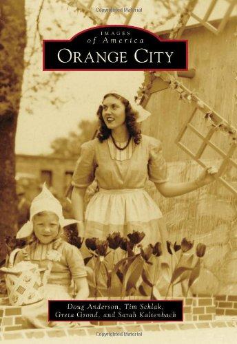 Read Online Orange City (Images of America) PDF