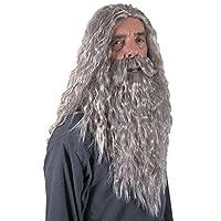 Accesorios de Halloween Canguro - Peluca Mago
