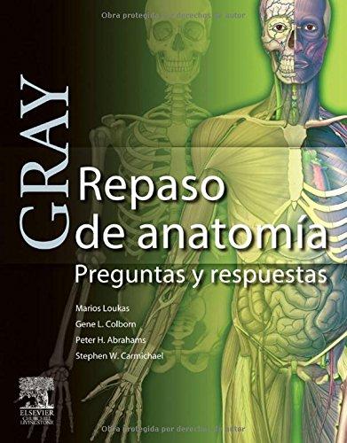 GRAY. Repaso de anatomía. Preguntas y Respuestas: Amazon.es: M ...