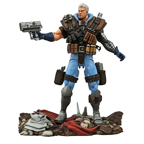Diamond Select Toys Marvel Select: Cable Action Figure
